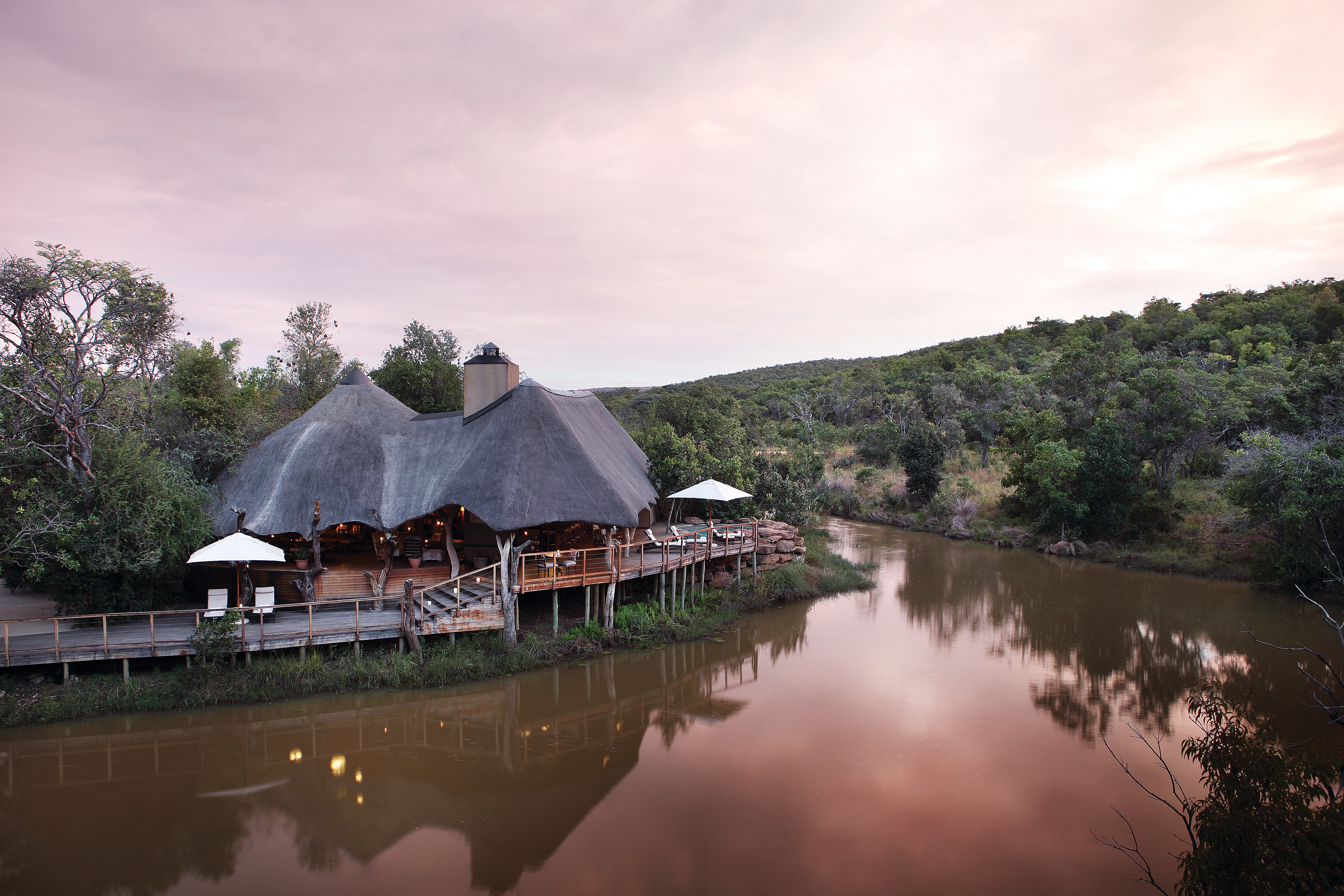 Shambala Zulu Camp & Private Safari Lodge, Waterberg