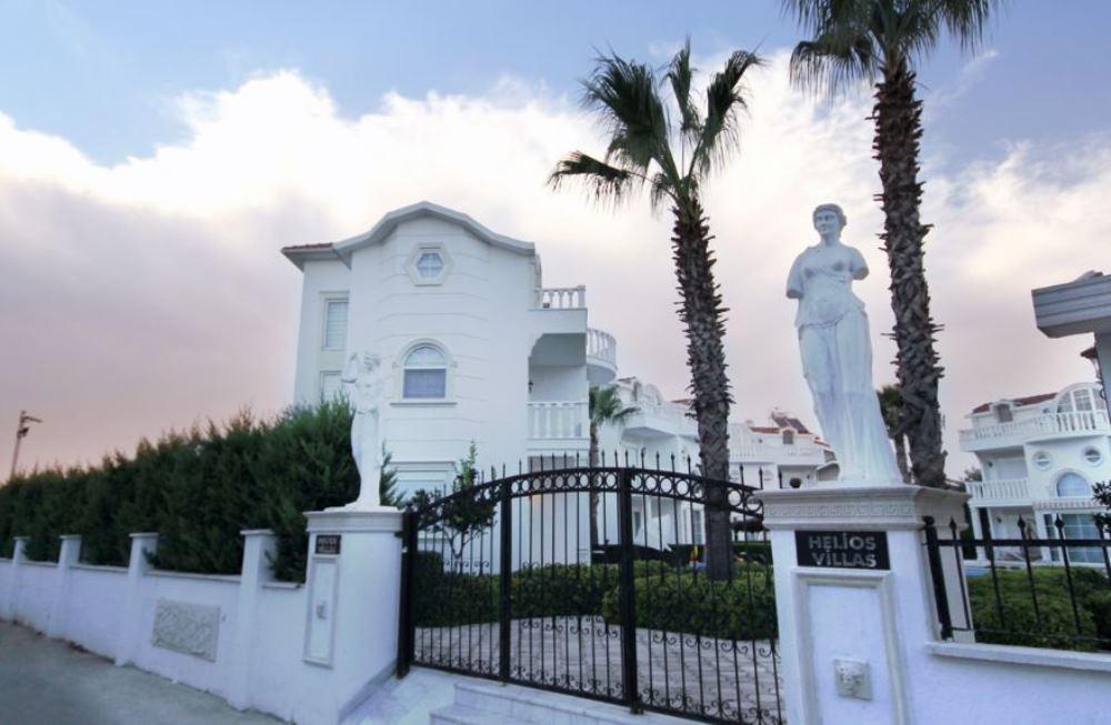 Villa Helios, Serik