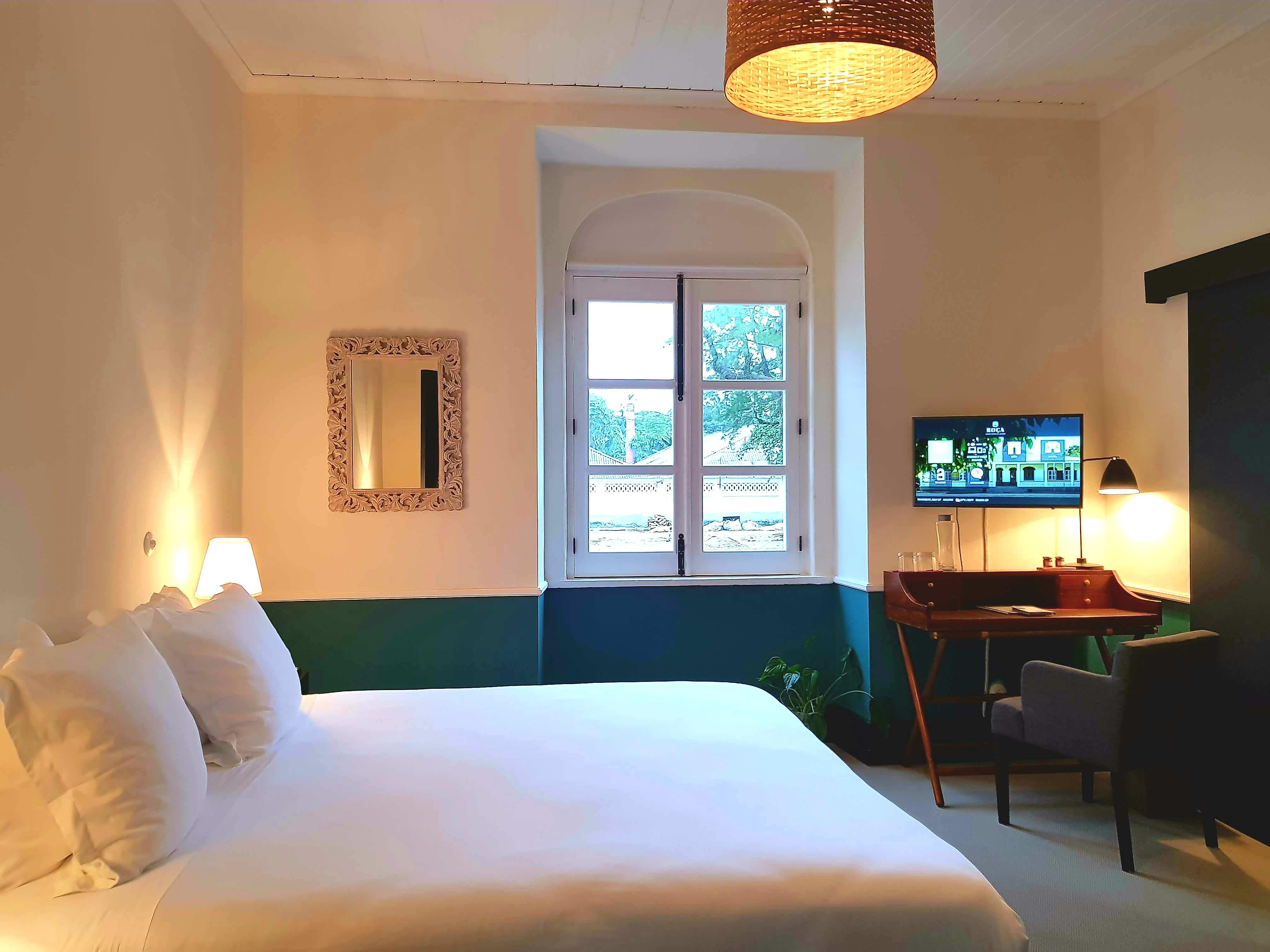 Hotel Roça Sundy, Pagué