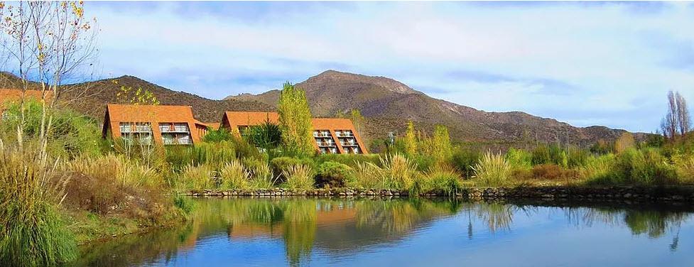 San Francisco Lodge Y Spa, Los Andes