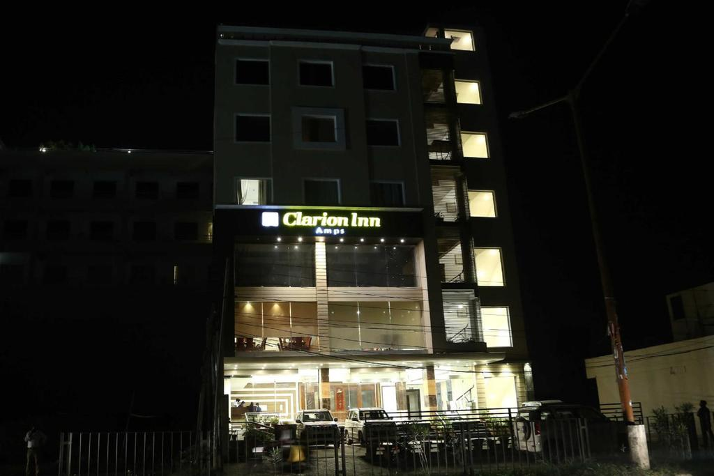 Clarion Inn Amps, Patiala