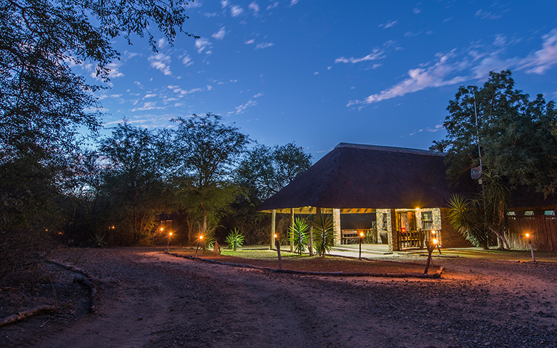 Gomo Gomo Game Lodge, Ehlanzeni