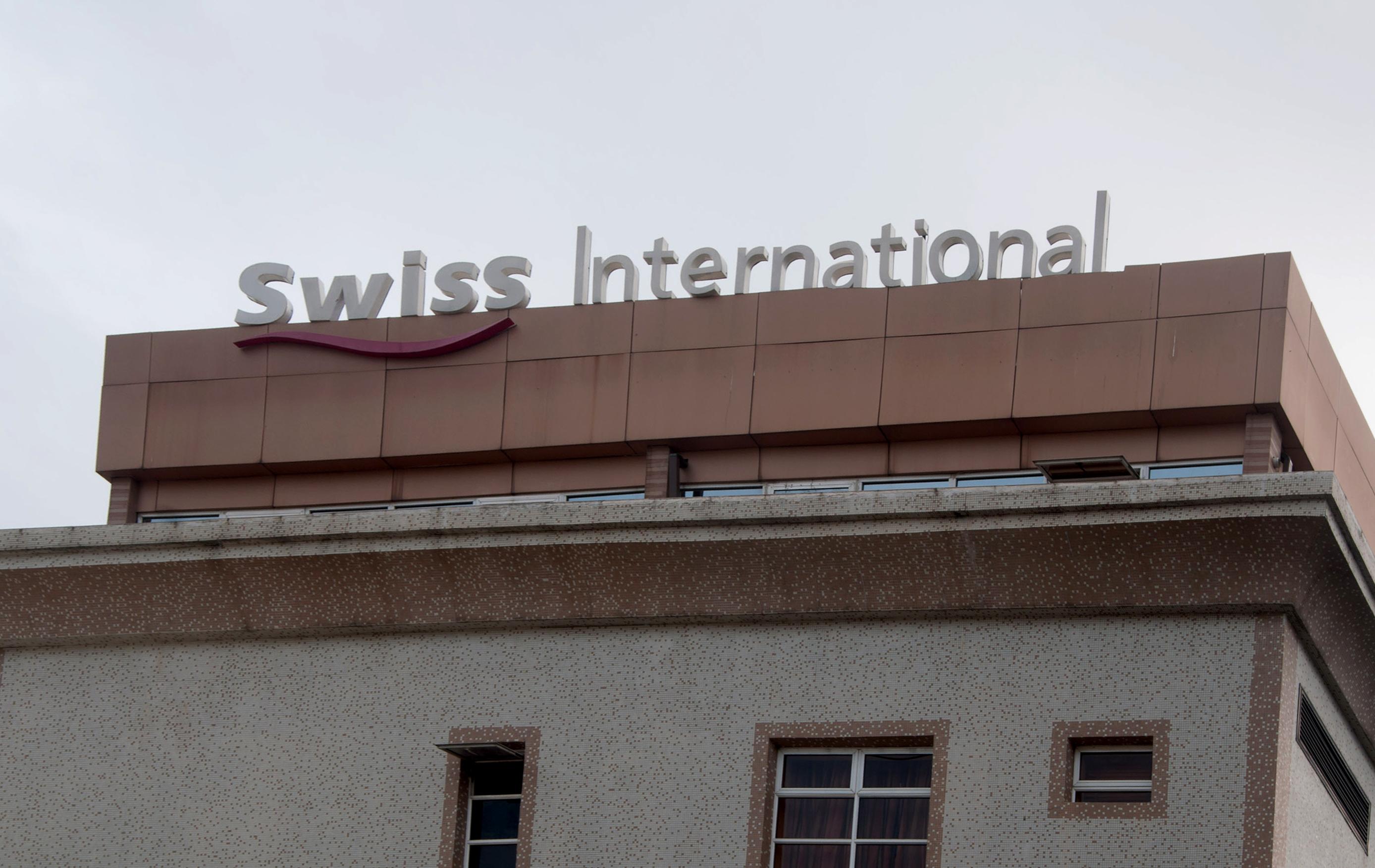 Swiss International D' Palm Airport, Mushin