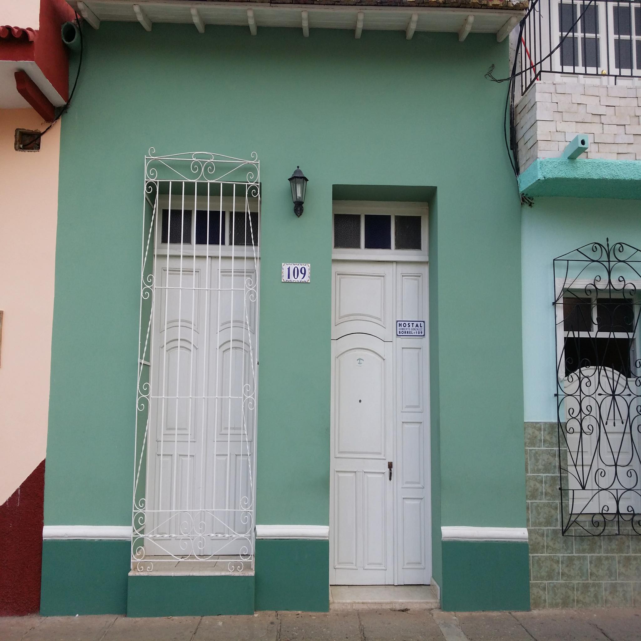 Hostal Humberto Gonzalez, Trinidad