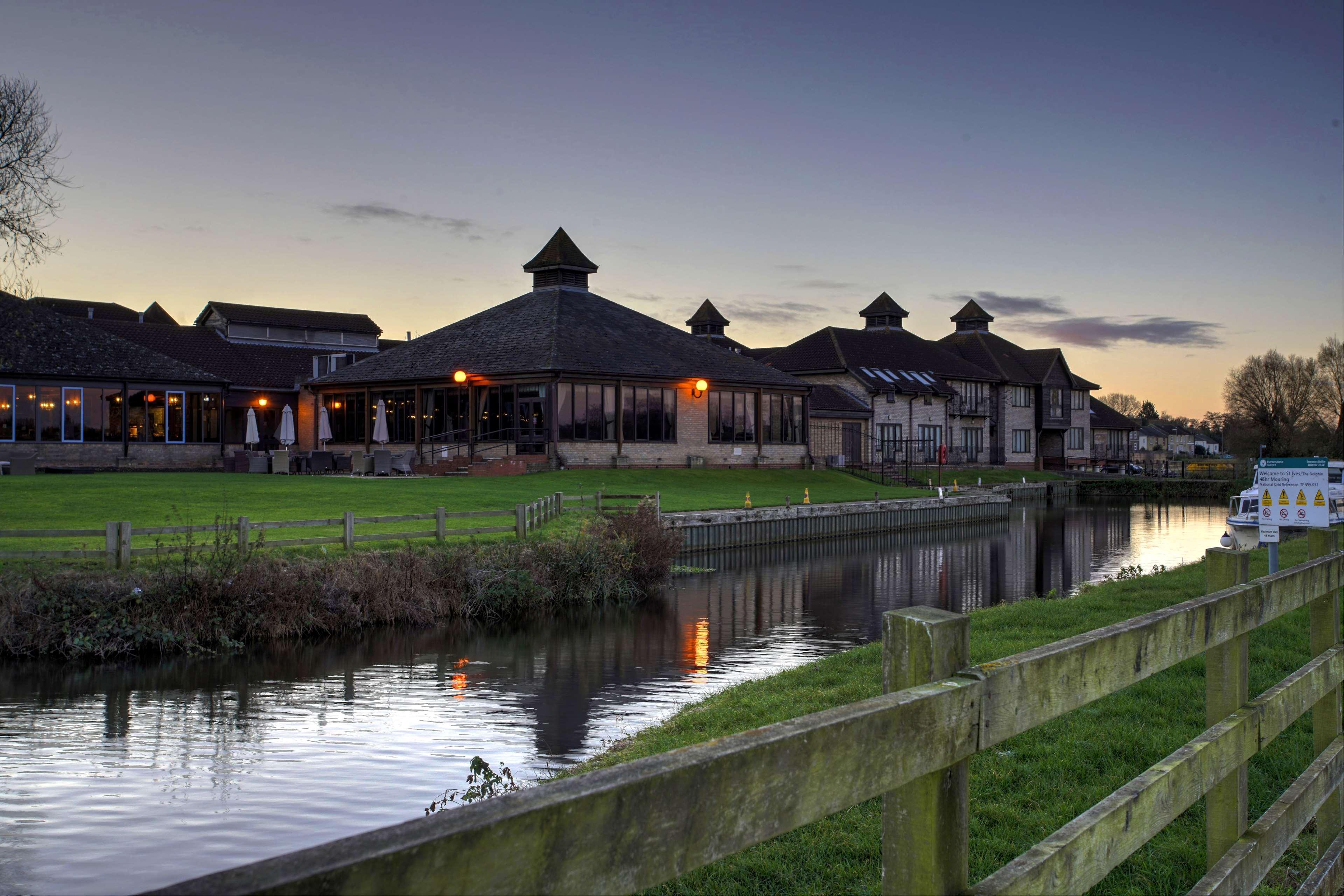 Best Western Dolphin Hotel, Cambridgeshire