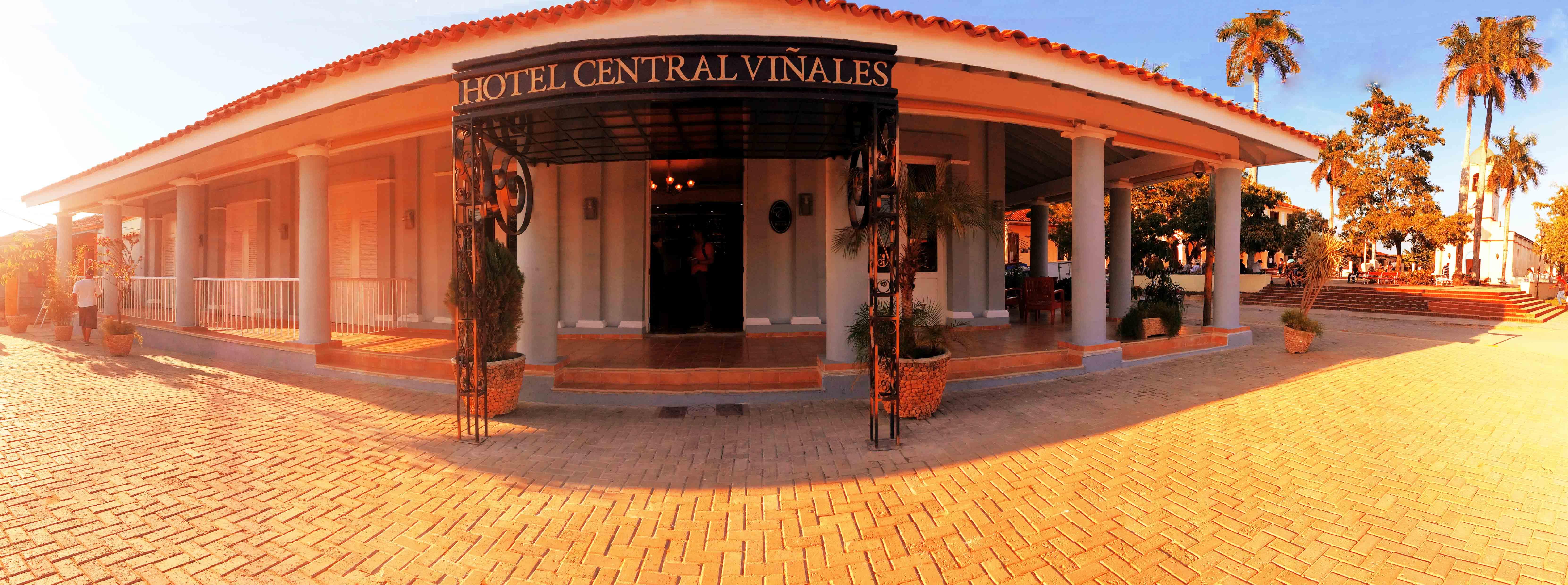 Central Viñales, Viñales