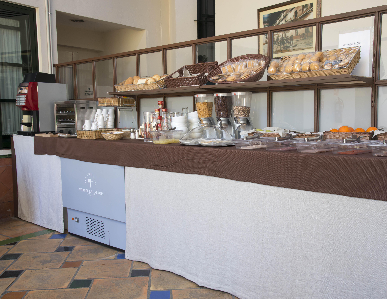 Cartuja Suites en Sevilla