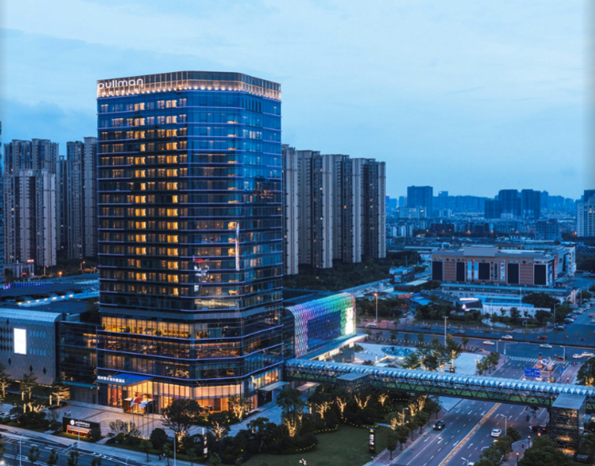 PULLMAN FUZHOU TAHOE, Fuzhou