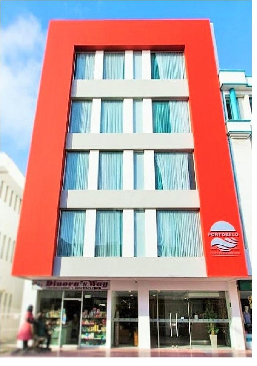 Hotel Portobelo Plaza de las Americas, San Andrés