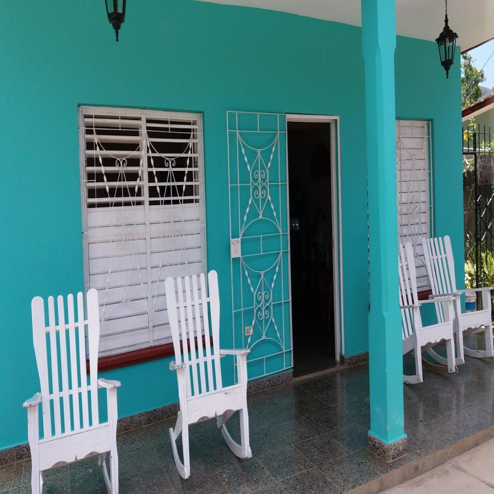 Casa Dra . Nancily & Liday, Viñales