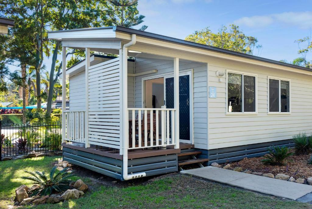 Discovery Holiday Parks - Emerald Beach, Coffs Harbour - Pt B