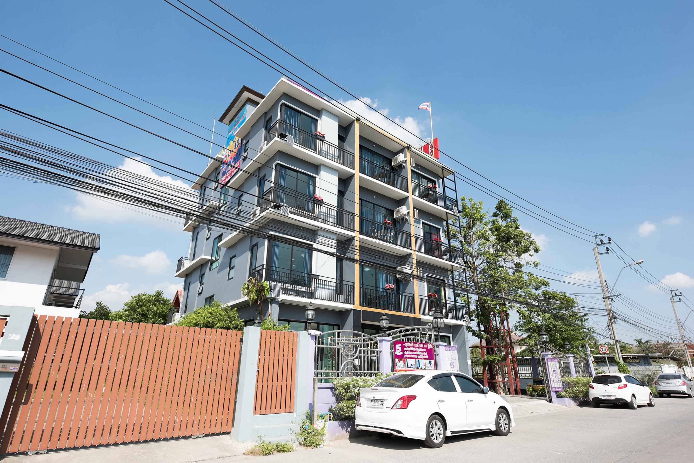 OYO 106 5 Chang Palace, Bang Khen
