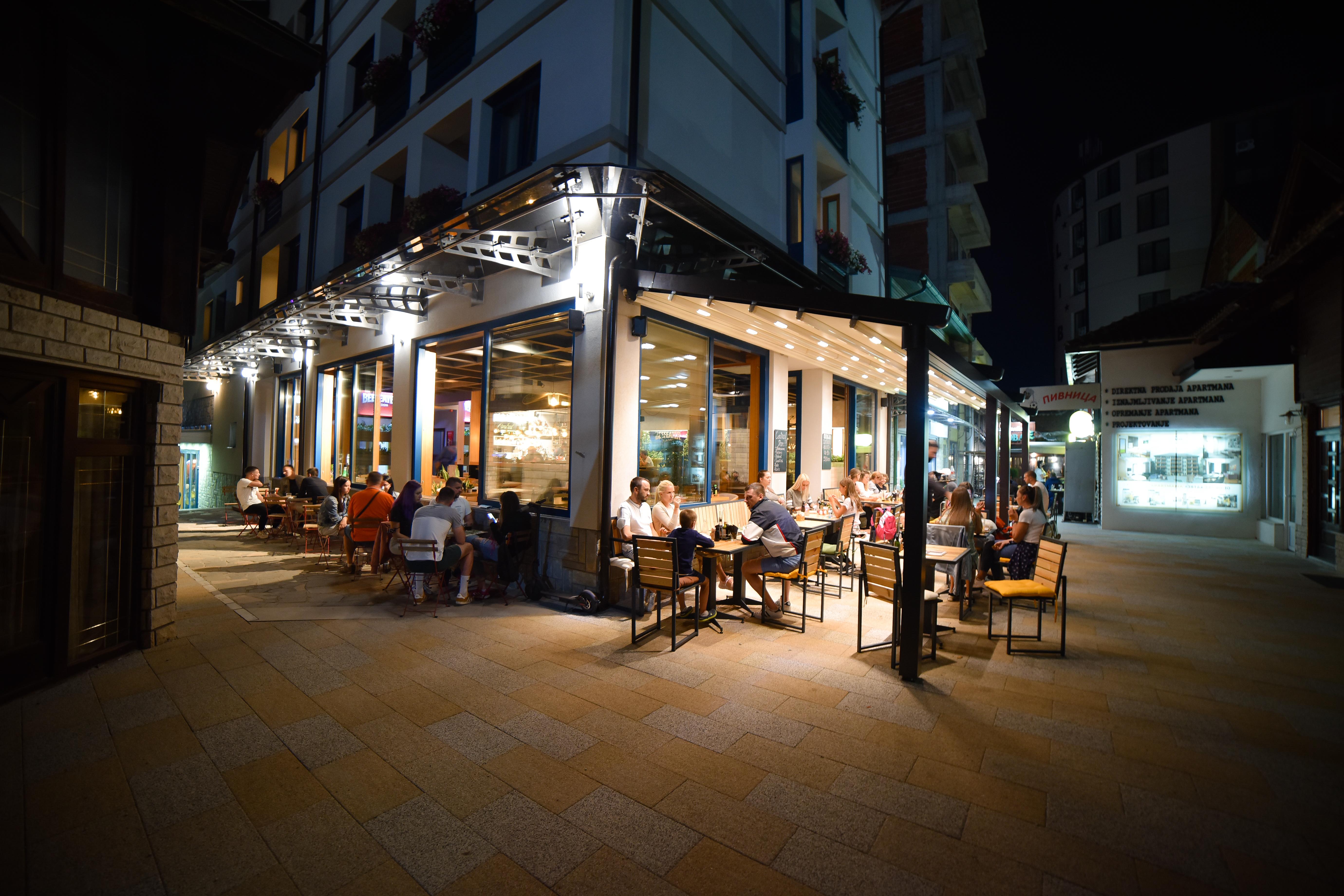 Central Inn Zlatibor, Čajetina