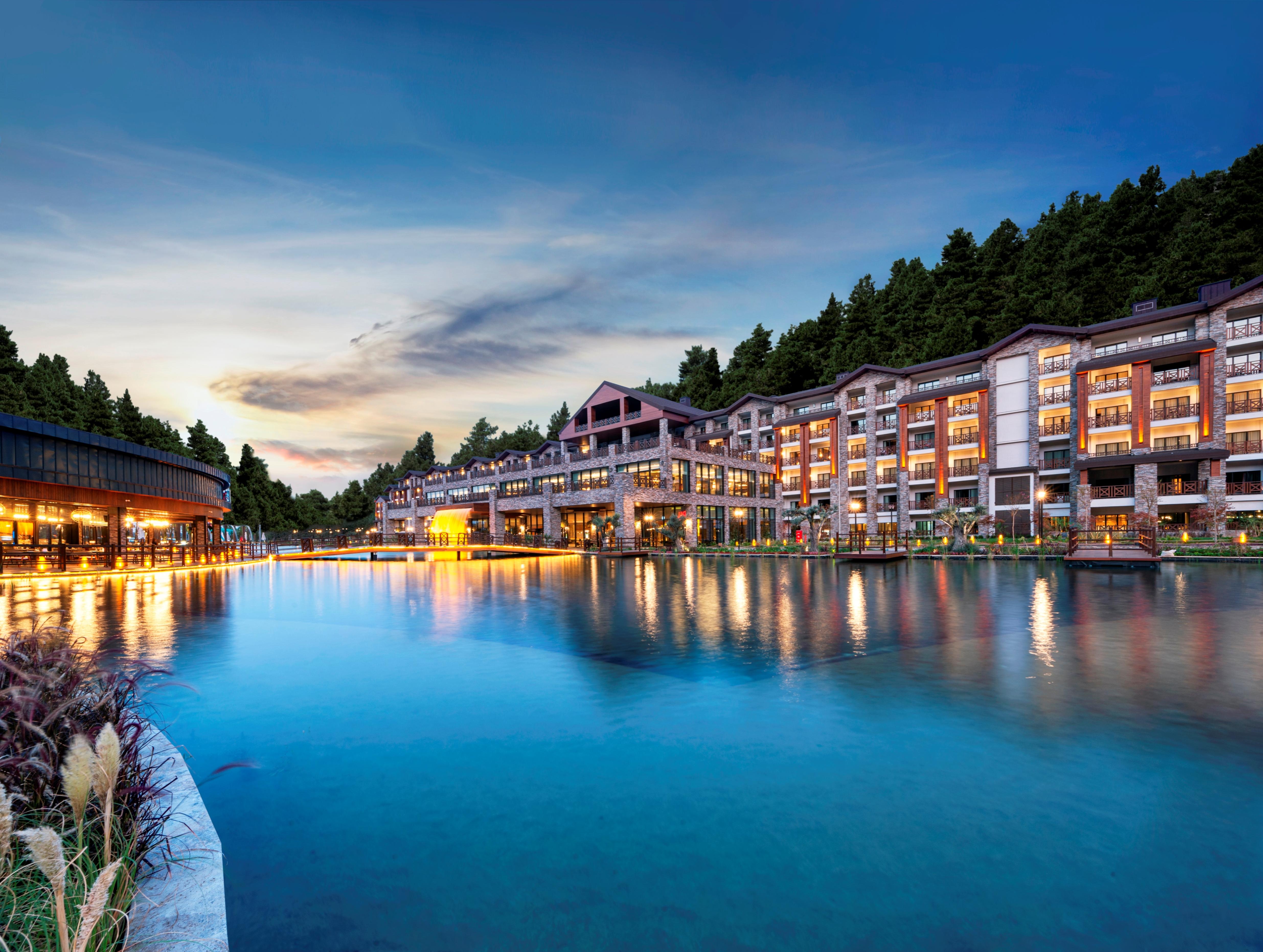 Elite World Sapanca Convention & Wellness Resort, Sapanca