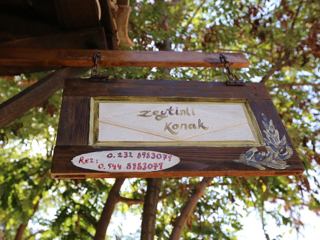 Zeytinli Konak Butik Otel, Karaburun