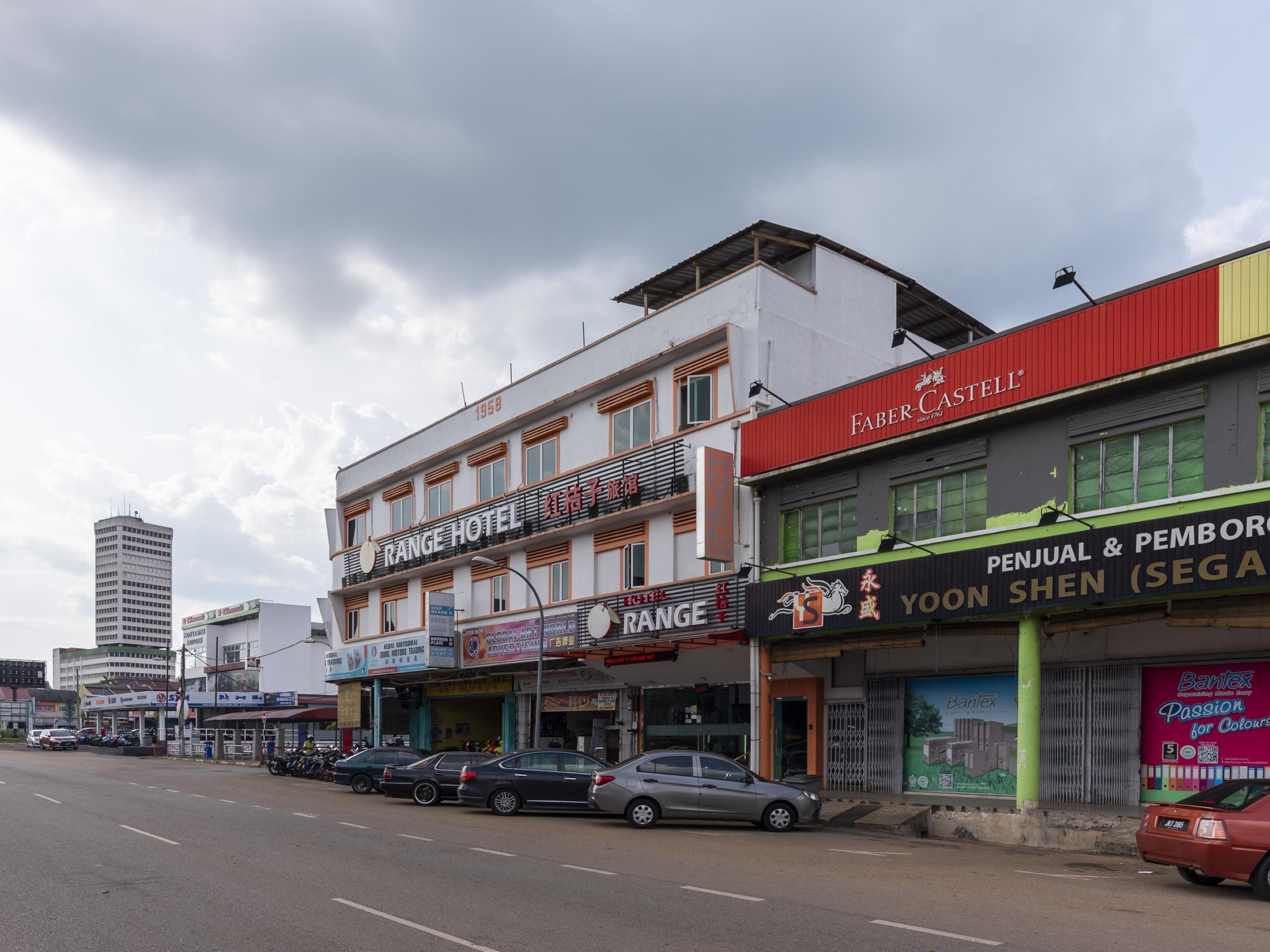 OYO 966 Segamat Red Orange Hotel Sdn Bhd, Segamat