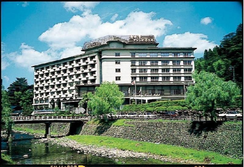 Shirokiya Grand Hotel, Nagato