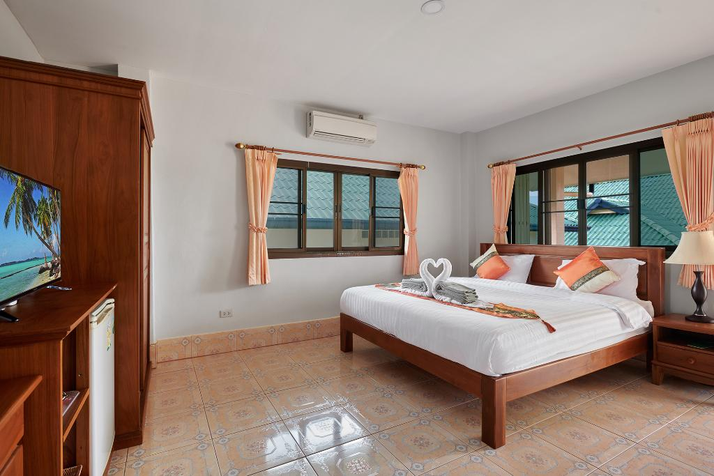 Suite two bedrooms