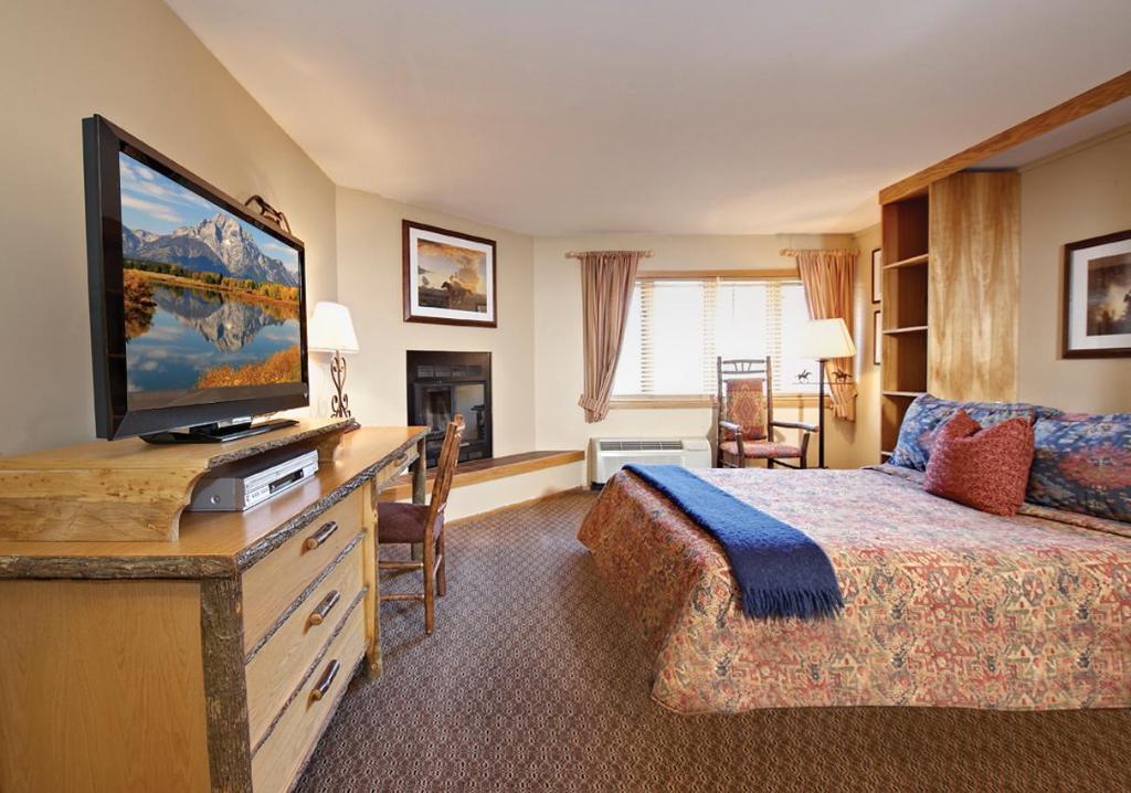 Suite deluxe queen bed