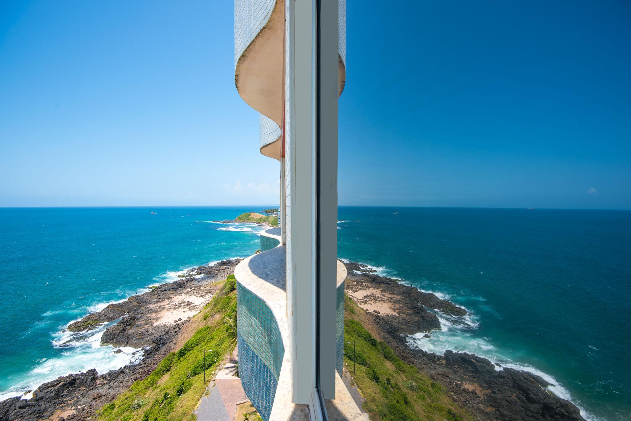 Double sea view