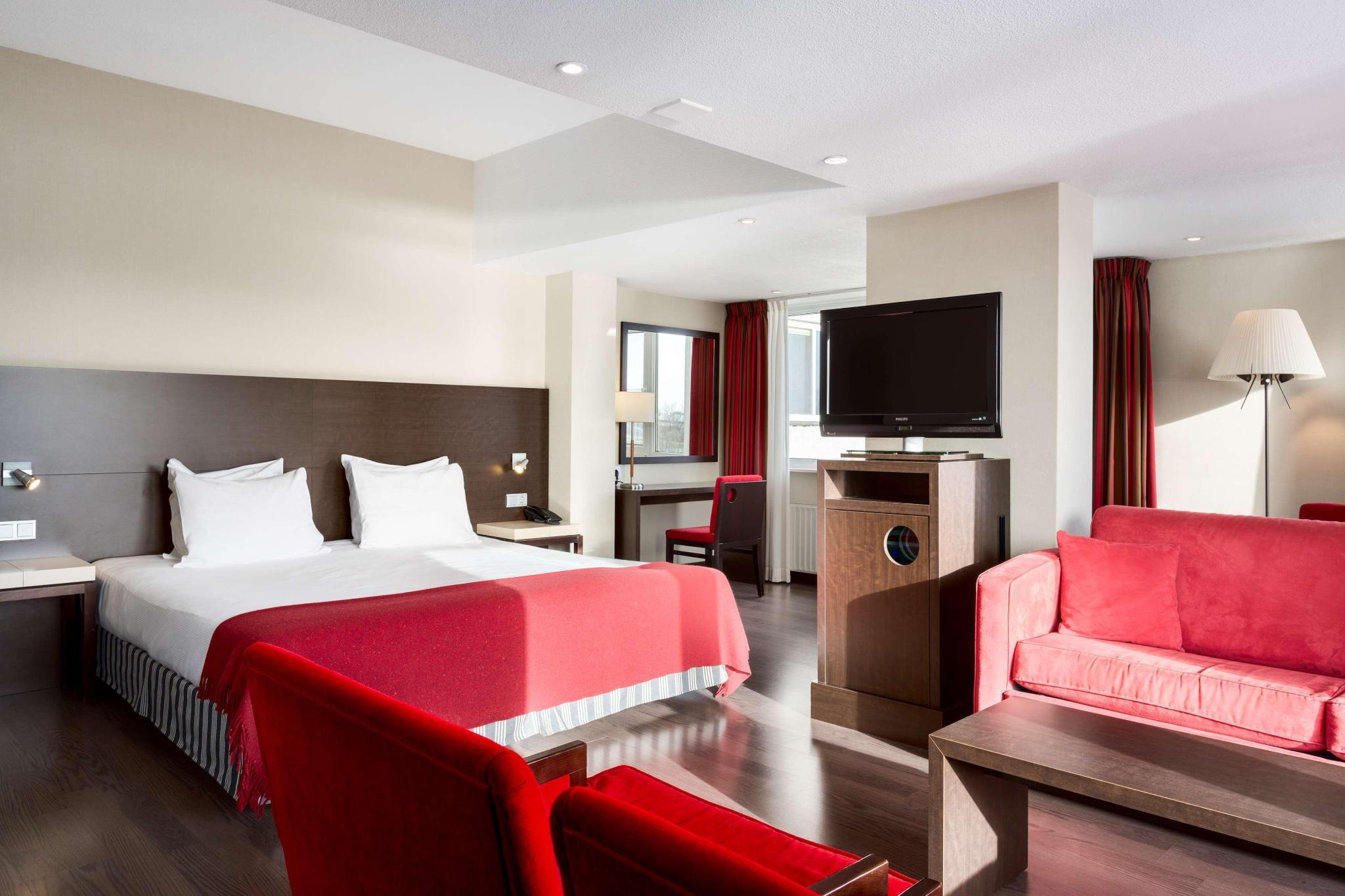 Junior suite with views