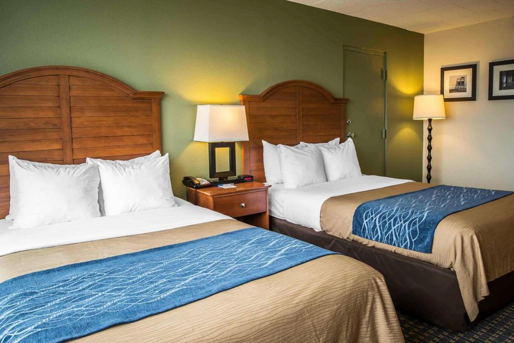 Double guest room ocean view
