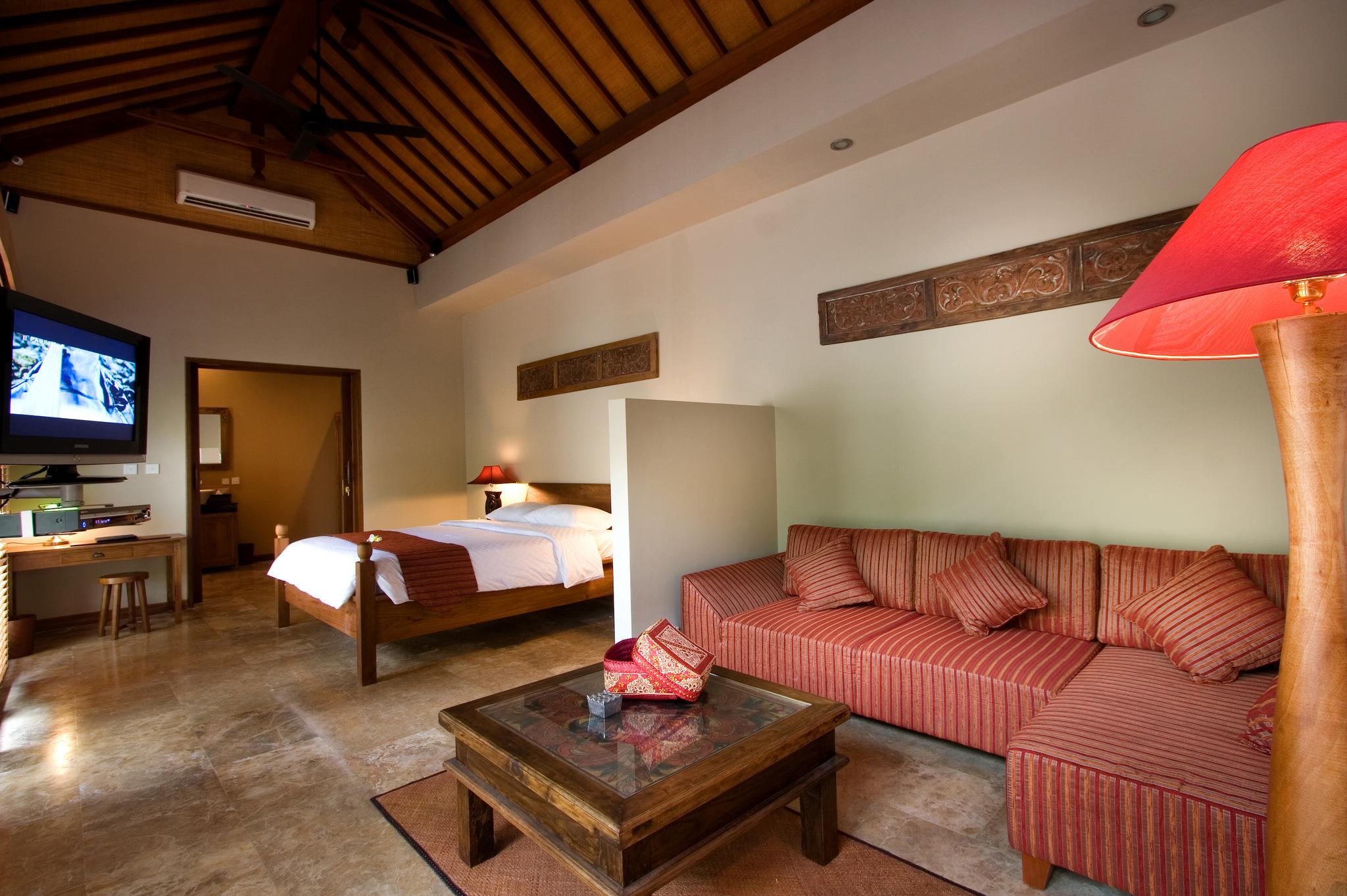 Villa two bedrooms