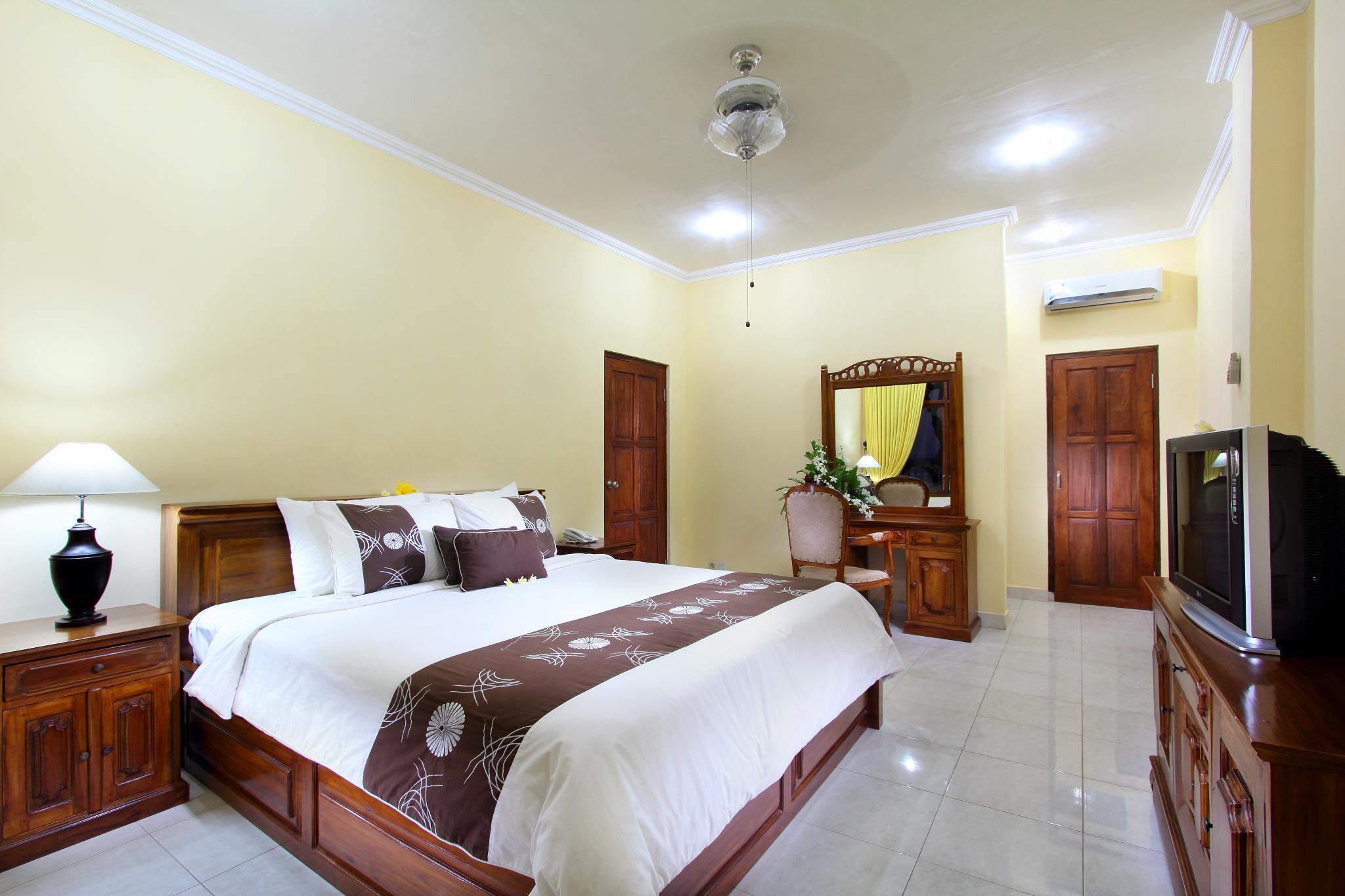 Double one bedroom