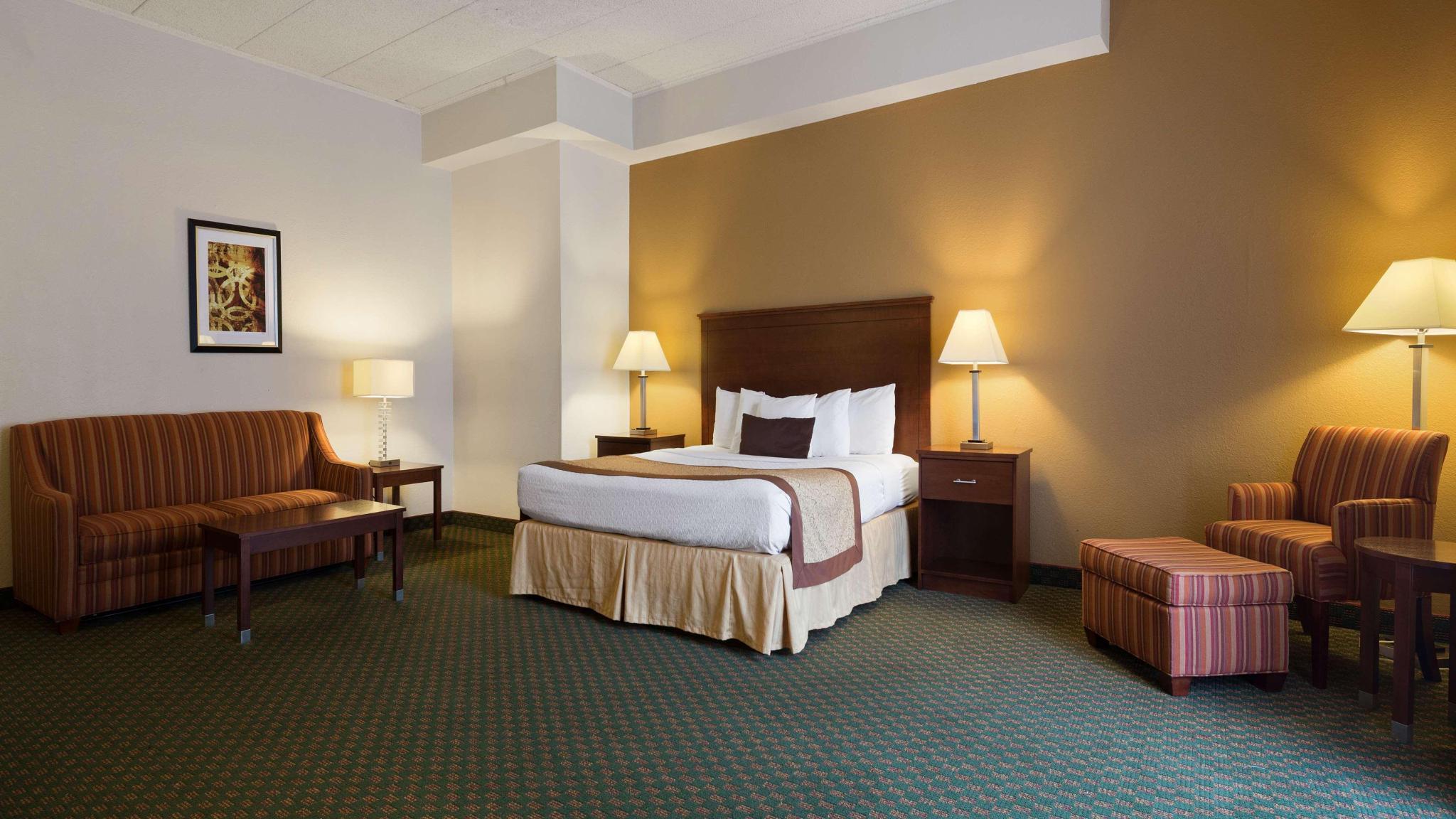 Room deluxe capacity 4