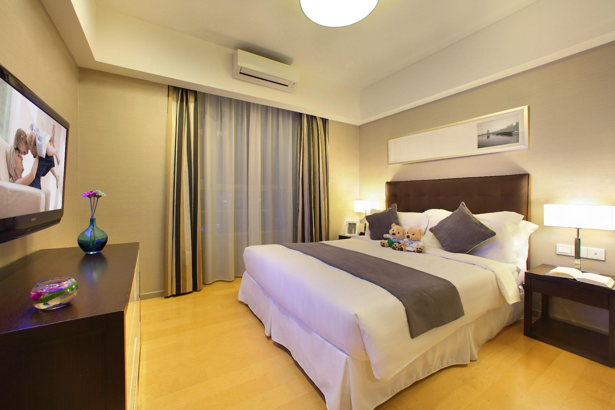 Apartment deluxe two bedroom