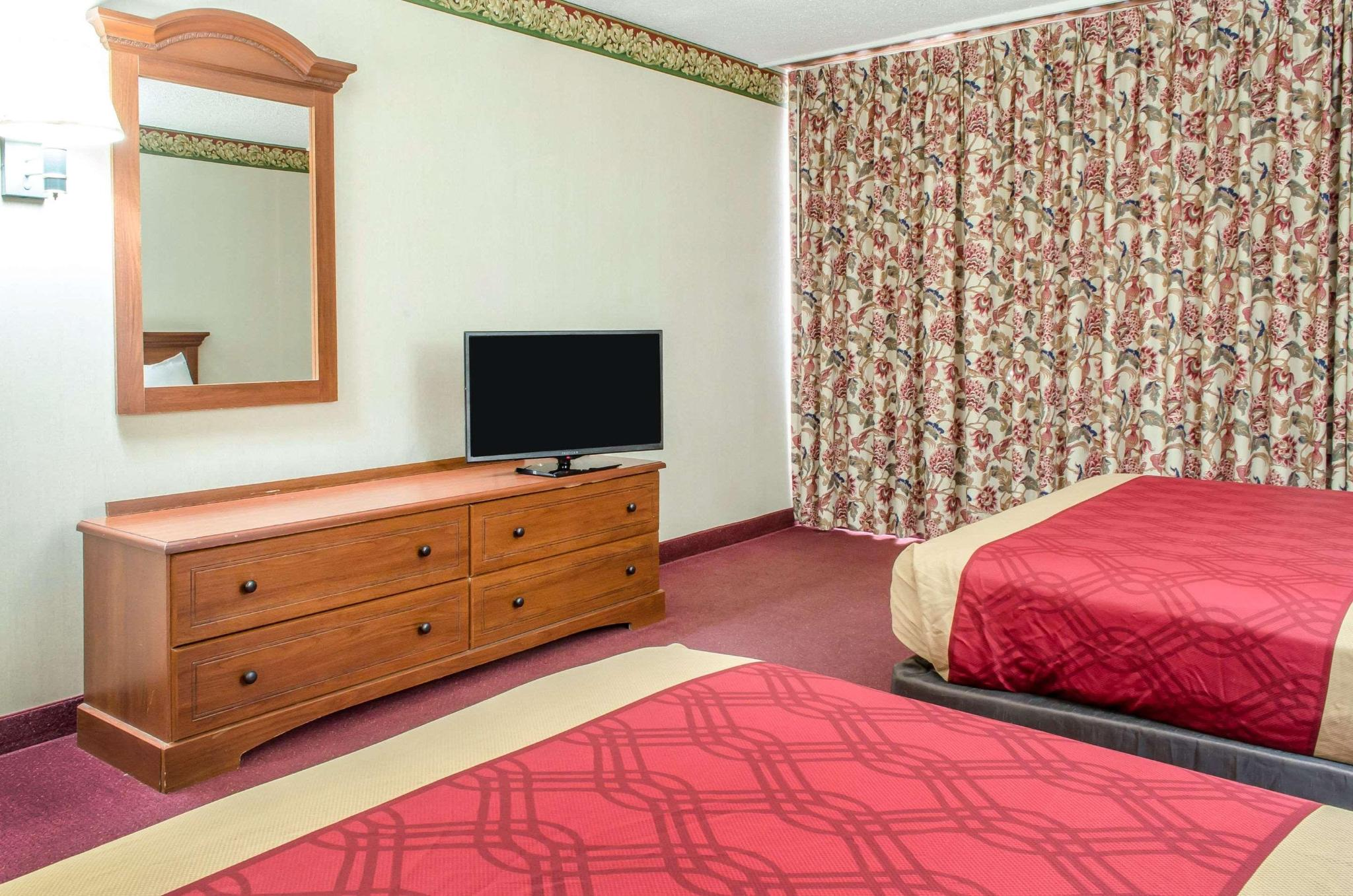 Double two queen beds