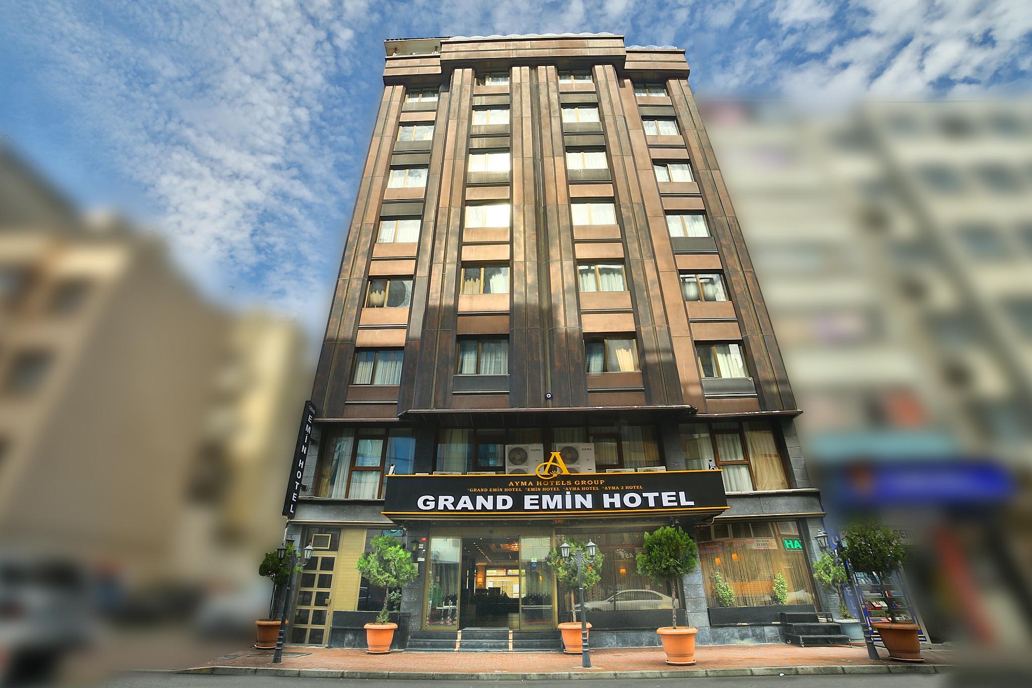 Grand Emin Hotel In European Side Istanbul Turkey European Side Istanbul Hotel Booking