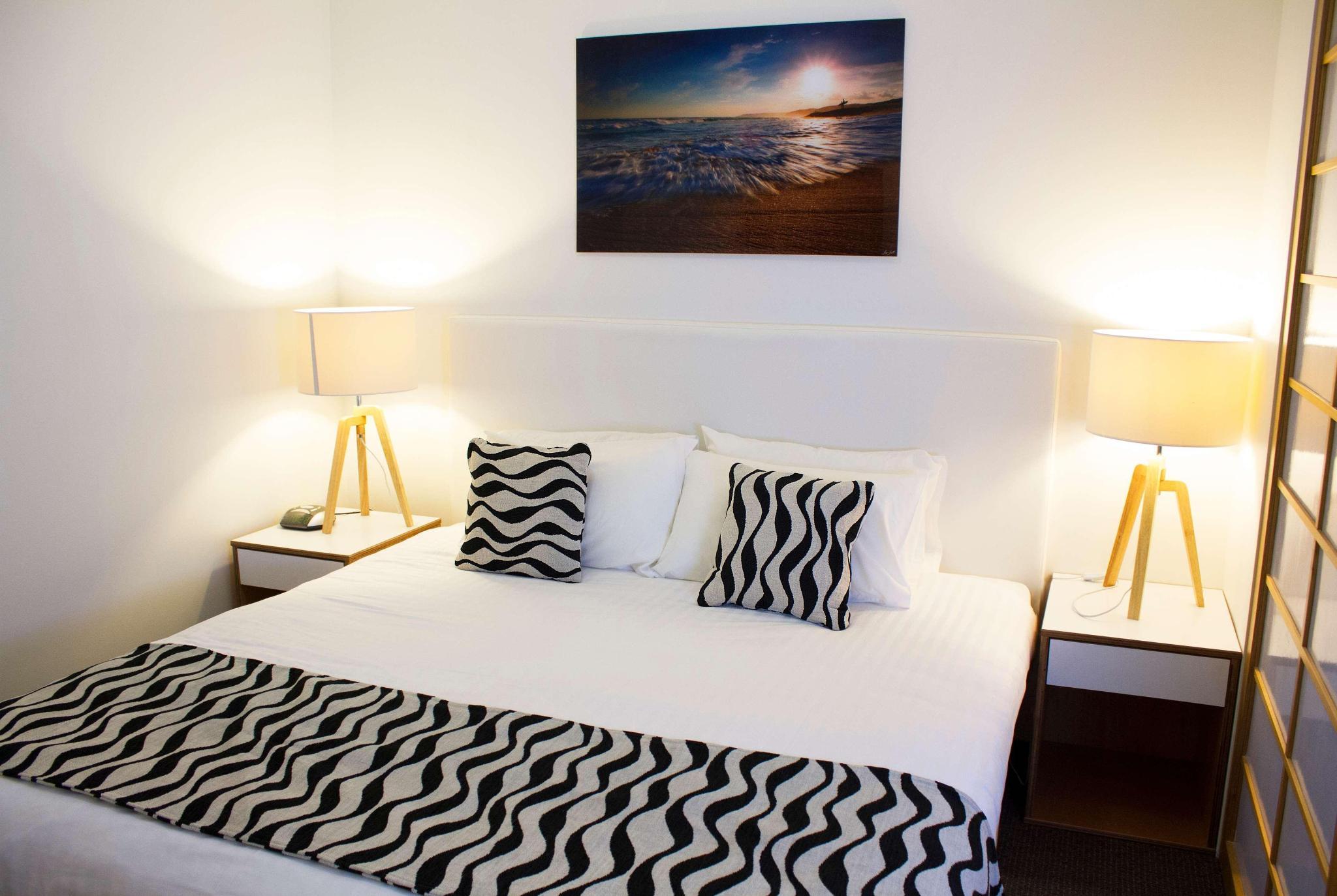 Double deluxe one bedroom