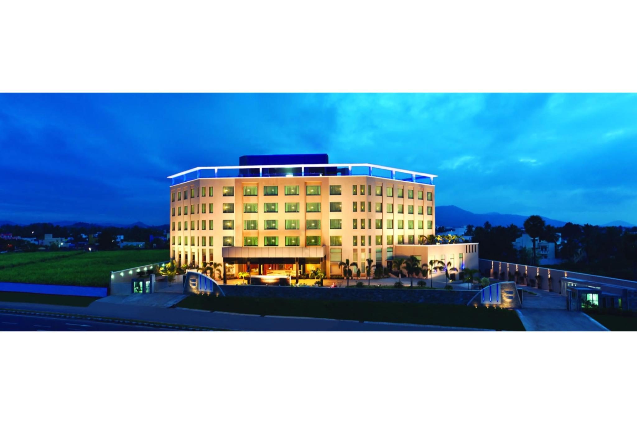 Grand Estancia Hotel In Salem India Salem Hotel Booking