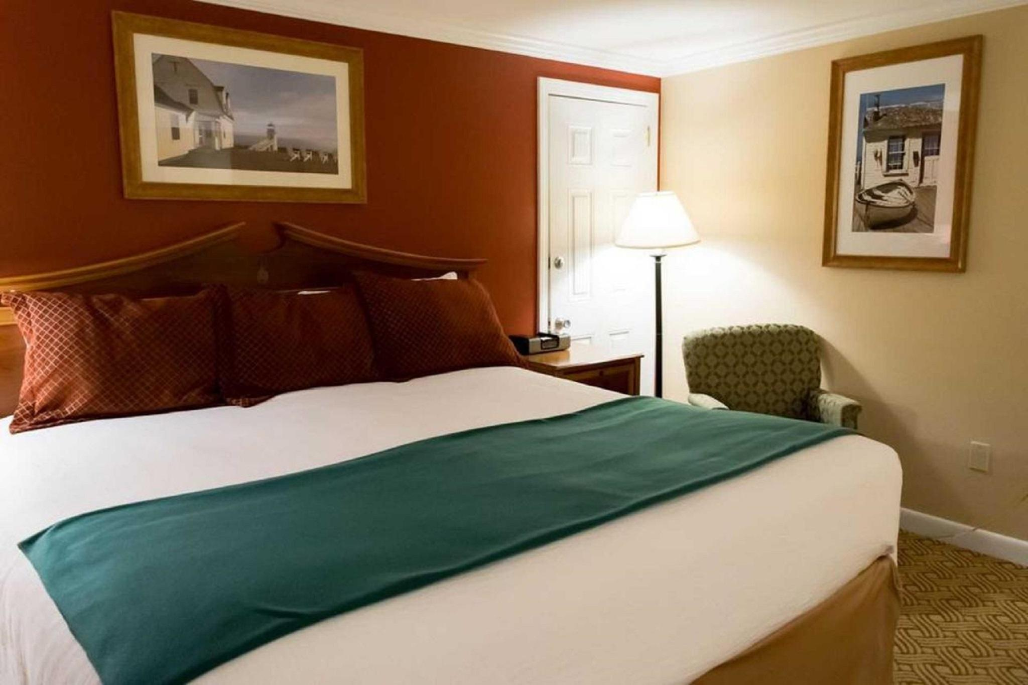 Room superior king bed