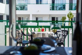 Dunas Club - Terrasse