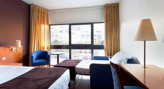 Barcelona Hotels:Viladomat Barcelona