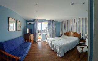 La Barracuda - Zimmer