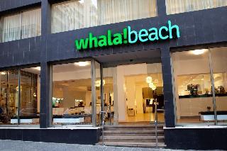 whala!beach, Avinguda Miramar,1