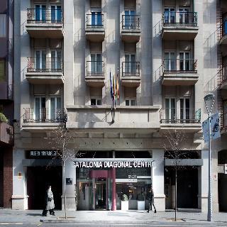 Catalonia Diagonal Centro, Carrer De Balmes,142-146