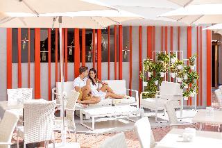 Mur Hotel Neptuno - Terrasse