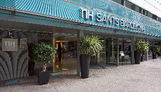 NH Sants Barcelona, Carrer De Numancia,74