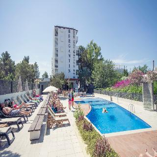 AzuLine Hotel Bergantin, Albacete,5-7