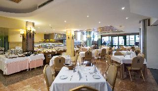 MS Aguamarina Suites - Restaurant