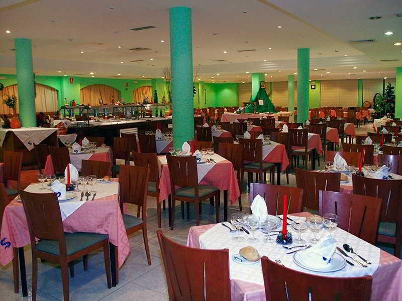 Apartamentos Las Palmeras - Restaurant