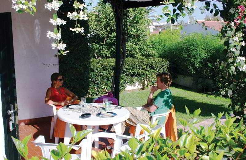 Bungalows Las Tartanas III - Terrasse