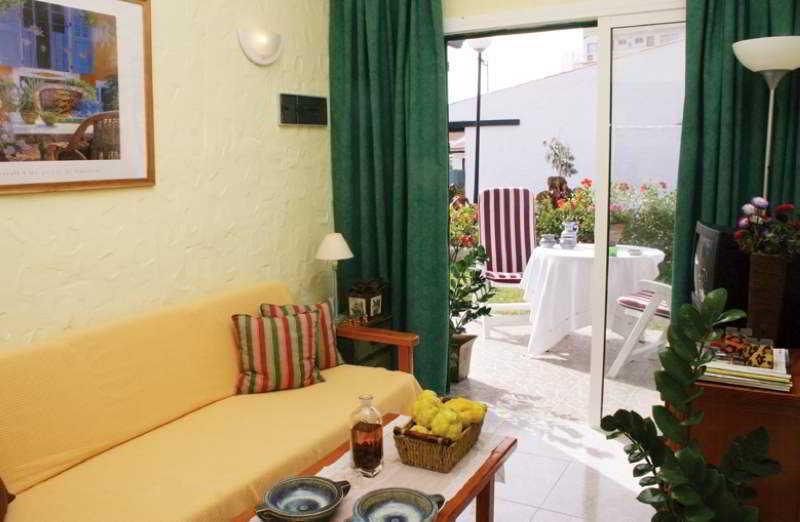 Bungalows Las Tartanas III - Zimmer