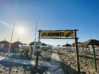 Hotel Los Jazmines - Strand