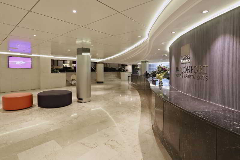 Marconfort Griego Hotel - Diele