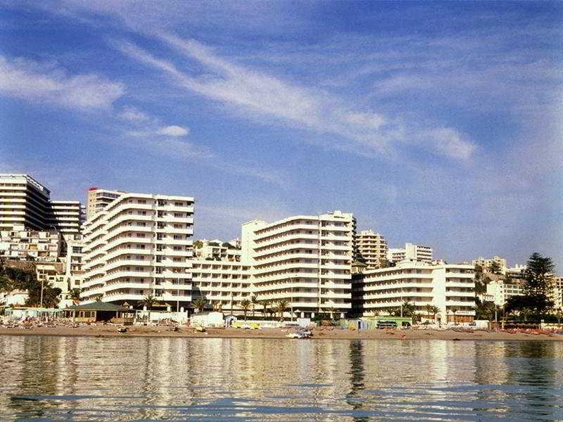 Hotel Apartamentos Bajondillo - Generell